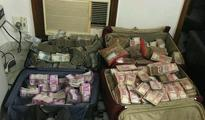 Owner of firm where Rs 13 cr was seized saw police, I-T raid live on phone