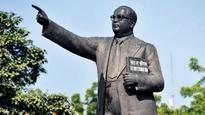 In Gujarat, Dalit members 'cleanse' Ambedkar statue after tributes by Maneka, BJP leaders