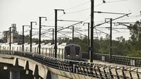 Delhi Metro begins phase-3 trials on Kalindi Kunj-Okhla line