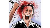 Juvenile kills son in front of mother
