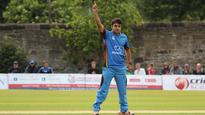 Afghanistan go 2-0 up after spinners run through Zimbabwe