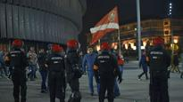 Europa League: Police officer dies in Bilbao in clash with Spartak fans