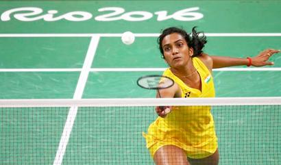 Sindhu sidesteps minister's offer, says Gopichand is 'the best coach'