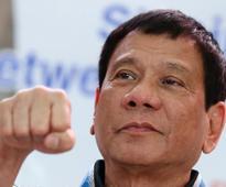 Davao del Norte pols kick off Mindanao campaign for Duterte with motorcade