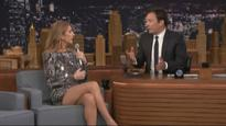 Celine Dion nails epic impersonations of Cher, Michael Jackson and Sia while appearing on The Tonight Show