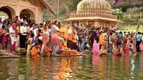Destination Galta for Chhath