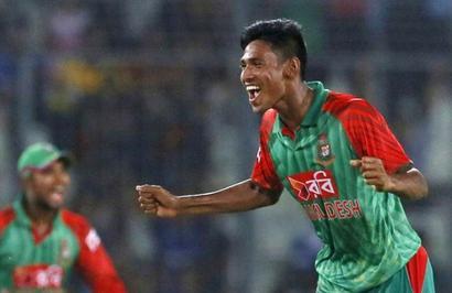 Mustafizur delighted to get IPL contract