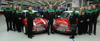MINI Celebrates 15 Years Since the New MINI Hatch Started Production