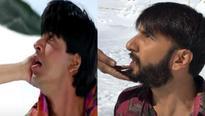 Shah Rukh Khan LOVES Ranveer Singh's recreation of his song Tu Mere Saamne!