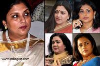 Sripriya asks Khushbu, Roja, Urvashi and others to quit