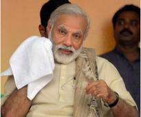 PM Modi attacks Indira Gandhi's 'garibi hatao' slogan