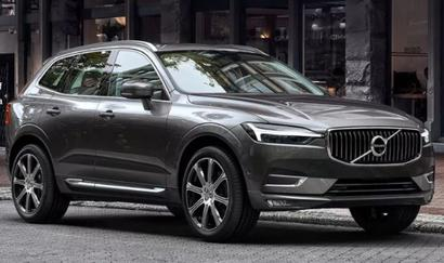 The luxurious Volvo XC60 D5 Inscription is a treat