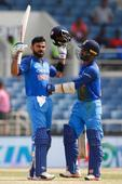 Virat Kohli leads India to 3-1 series win over West Indies