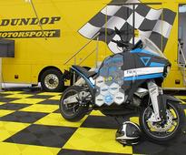 Around the World in 80 Days - Dunlop Tyre Chosen for STORM Pulse Long-Distance Electric Motorcycle Trek