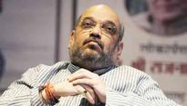 Amit Shah arrives Chandigarh as part of 95-day national tour