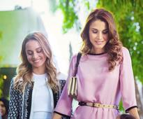 Meet Princess Iman, the 19-year-old from Jordan who's the spitting image of her royal mum