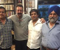 Breaking : Sanjay Dutt roped in by Wave cinemas for a Girish Malik's TORBAAZ