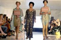 Agreed to walk the ramp at NYFW to promote a social cause