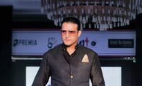 Jimmy Shergill walks the ramp for charity
