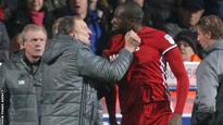 Warnock expects Bamba ban after pair row