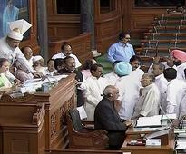 Monsoon Session of Parliament: Disruptions, Opposition staging walk-out marks Day 8