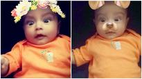 See pictures: Salman Khan's nephew Ahil makes his Snapchat debut in style