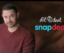 Snapdeal not to renew its contract with Aamir Khan