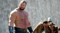 'Game of Thrones' star 'The Mountain' loses European strongman title