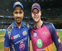 IPL-10: Mumbai opt to field against unchanged Pune
