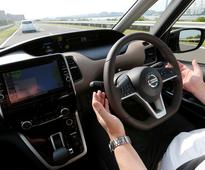 Nissan to be 1st in Japan to launch self-driving car