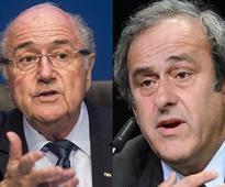 FIFA bans Sepp Blatter, Michel Platini for 8 yrs