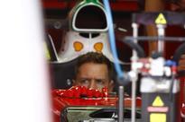 Vettel lands five-place grid penalty