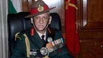 Amid standoff with China, Army Chief Bipin Rawat to visit Sikkim today, to interact with top commanders