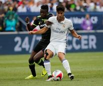 Soccer-Asensio keen to press his Real Madrid credentials