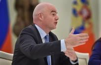 FIFA head visits controversial WC2022 host Qatar