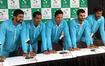 Davis Cup: Spain to host Britain; India gets bye in first round