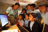 AIF inaugurates Technology Enabled Financial Education in Schools, in India