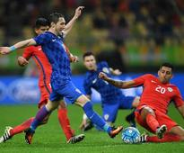 Chile through to China Cup final, after defeating Croatia 5-2