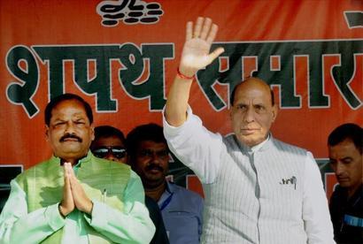 Won't keep account of bullets if Pak fires: Rajnath