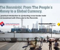 Sydney: The Renminbi: From The People's Money to a Global Currency