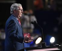 Mitch McConnell Gets Round Of Boos At Republican National Convention