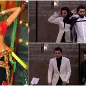 Watch: Ranveer Singh and Ranbir Kapoor shake a leg on Katrina's 'Chikni Chameli'