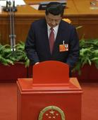 In PHOTOS: Xi Jinping takes over as China's president