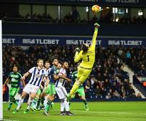 West Brom 1-1 Swansea City: Gylfi Sigurdsson's goal cancelled out by Salomon Rondon's last-minute equaliser