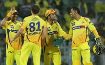 Home and High for Chennai Super Kings