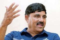 Kerala cricket team coach P Balachandran dropped