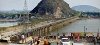Prakasam Barrage gets water from Pulichintala