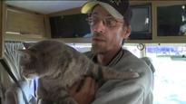 Facebook friends reach out to homeless vet living in Walmart parking lot