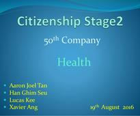 Citizenship Stage 2 2016 group Cx