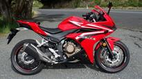Honda adds more ram to the CBR500R LAMS